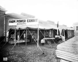 B.C. Electric farm power exhibit