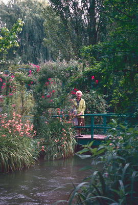 Gardens - Europe - France : Giverny, Patricia Feltham