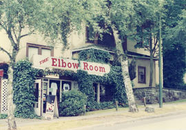 Exterior of The Elbow Room at 720 Jervis Street