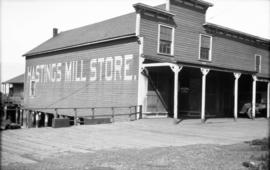 Hastings Mill Store [exterior]