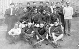 Vancouver Athletic Club Lacrosse Team