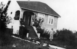 [The home of Mr. and Mrs. Mark Mount at 3379 West 22nd Avenue]
