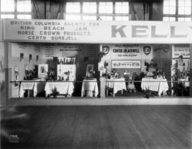 Kelly Douglas and Co. display of Certo and Crosse and Blackwell products