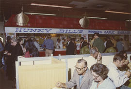 Hunky Bill's concession