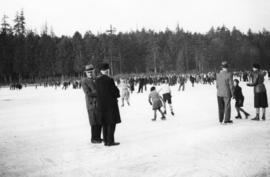 [Skating on Lost Lagoon]