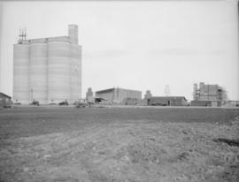View of factory from S.E. [southeast]