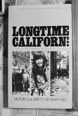 """Longtime Californ'"" book or poster"