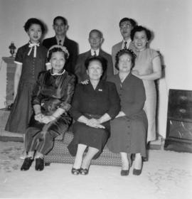 Lillian Wong and other ladies including Mrs. (Huang) Gong Xin [3 of 4]