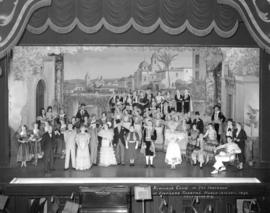 "Kiwanis Club in the ""Toreador"" at Empress Theatre Mar. 13-20, 1937 Vancouver, B.C."