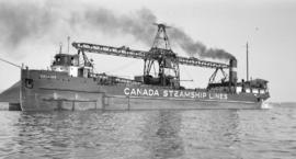 S.S. Collier [Canada Steamship Lines]