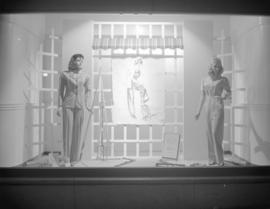 Hudson Bay Company Victory Garden window display
