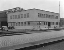 [Evans, coleman, and Evans Ltd. building]