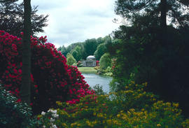 Gardens - United Kingdom : Pantheon, Stourhead