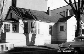 [Exterior of residence - 1348 Bidwell Street]