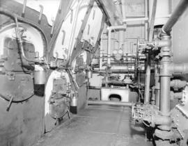 "Engine [room on] C.N.S.S. ""Prince Rupert"""