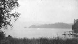 [View of Stanley Park looking north-east]