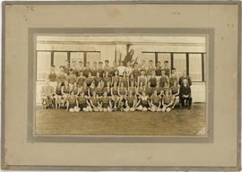 [Kitsilano High School track and field team]
