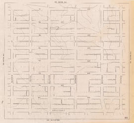 Sheet 33C [Stephens Street to 1st Avenue to Blenheim Street to Broadway]