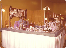 The Glass Factory display booth
