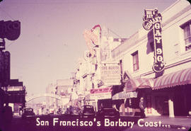San Francisco's Barbary Coast