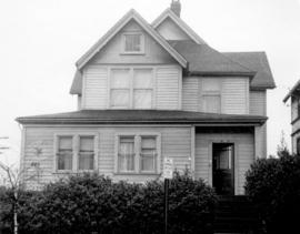 [Exterior of residence - 736 Jervis Street]