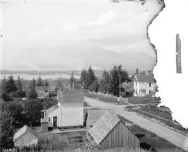 [Houses in Mount Pleasant near Ontario Street and 11th Avenue]