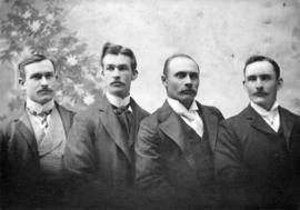 L.C. Hall, S.Gordon McLellan, Alfred Jarvis [and] Walter R. Hamilton