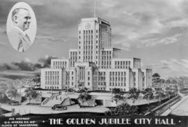 The Golden Jubilee City Hall