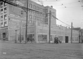Webster Motor Co. [Gray-Dort Motors], Granville and Pacific