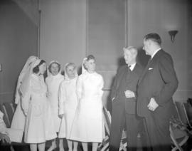 A.R.P. [tour at] Shaughnessy Hospital