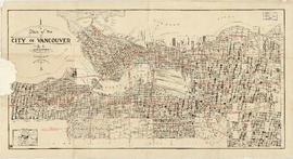 Plan of the City of Vancouver, B.C.