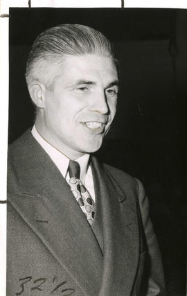 Robert Osborne, U.B.C. Physical education professor