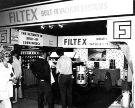 Filtex display of vacuum systems