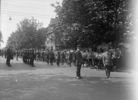 Funeral of General R.G.E. Leckie