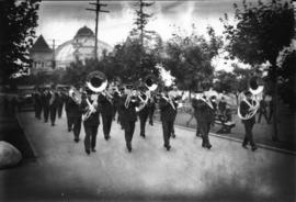 Fireman's band at Hastings Park