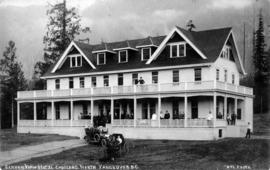 Canyon View Hotel, Capilano, North Vancouver, B.C.