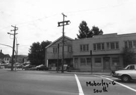 Moberley [Road] and 6th [Avenue looking] south
