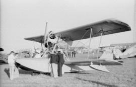 Biplane (Flying Boat)