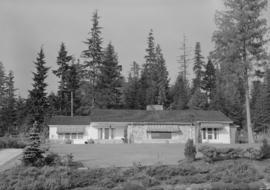 John Humbird's residence, West Vancouver