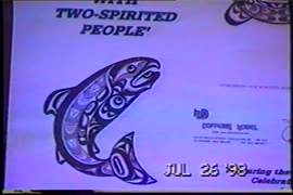 The Greater Vancouver Native Cultural Society's Passing of The Legacy 1998