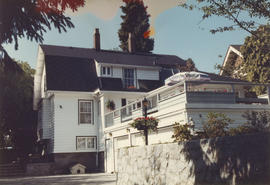 Rear [view of 1235 Devonshire Crescent]