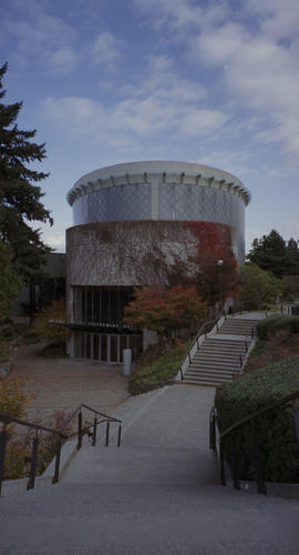Chan Centre for the Performing Arts at the University of British Columbia