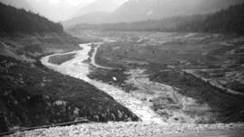 [View of the Capilano River]