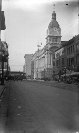 [Post Office building, Hastings and Granville Streets]