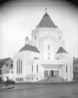 St. James [Angican] Church [at 301 East Cordova Street]