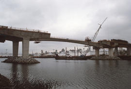 Cambie Bridge Construction - #24 [15 of 22]