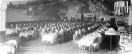 B.C. Wood Worker Association Banquet Ambassador Cafe Dec. 19th 1924