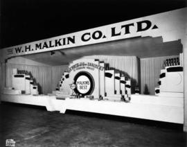 W.H. Malkin Co. display