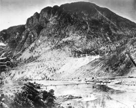 [View of Spences Bridge]