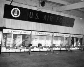 U.S. Air Force Reaching for Space exhibit